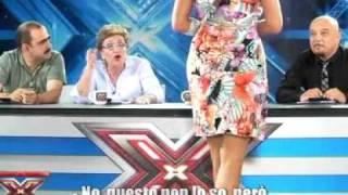 Download Anna Tatangelo vs Milly D'Abbraccio X-FACTOR Video