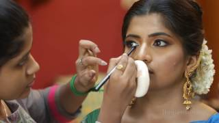 Download Simple Muhurtham look| theglamourspell Video