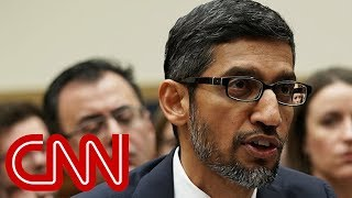 Download Congress grills Google CEO on bias and data collection Video