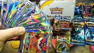 Download 18 GX ULTRA RARE PULLS IN 18 PACKS! OPENING A FAKE POKEMON SUN & MOON BOOSTER BOX - PART 1 Video