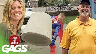 Download Best of Reality Defying Pranks | Just For Laughs Compilation Video