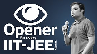 Download An EYE OPENER for every IIT JEE aspirant by - Prof. Vipin Joshi, A man with National Record Video