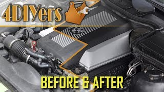 Download How to Clean an Engine Bay Without a Pressure Washer Video