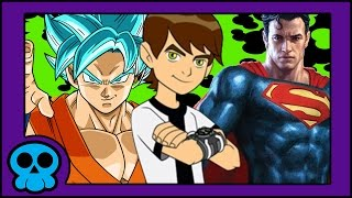 Download Why Ben 10 Can Beat Goku, Superman, and Pretty Much ANYONE | Tracing the Border #1 Video