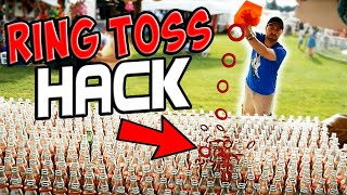 Download Carnival Game Hack On Ring Toss. Does It Work?? (Win 100% Of The Time??) ArcadeJackpotPro Video