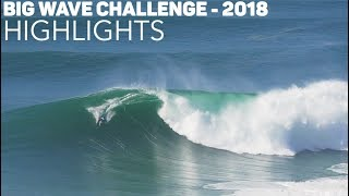 Download PROS Score CLEAN WAVES in Nazare - WSL Big Wave Challenge HIGHLIGHTS - 2018 Video