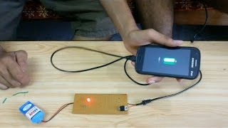 Download How to make PORTABLE MOBILE CHARGER Video