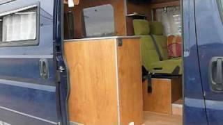 Download FIAT DUCATO camper luxer 007 Video
