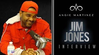 Download Jim Jones Talks Reconciling w/Cam'ron + Trolling 50 Cent, Supreme & Mase Video