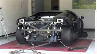 Download Twin Turbo Lamborghini Gallardo Superleggera Dyno - 1042RWHP Video