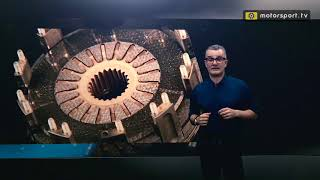 Download How a Formula 1 clutch works Video