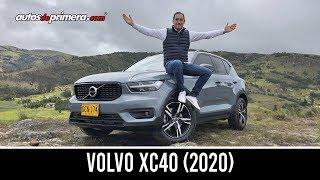 Download Volvo XC40, los suecos suben la vara en el segmento Premium | Prueba Video