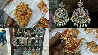 Download Sowcarpet jewels wholesale price | pendant sets in milan creations at affortable price Video