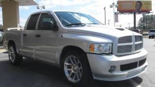 Download 2005 Dodge Ram SRT-10 Start Up, Exhaust, and In Depth Tour Video