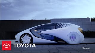 Download Toyota Concept-i (:60) l CES 2017 | Toyota Video