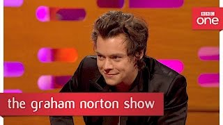 Download Harry Styles reveals whether rumours about him are true - The Graham Norton Show 2017: Preview Video