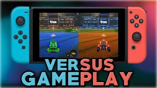 Download Rocket League   Local Multiplayer Gameplay   Nintendo Switch Video