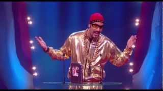 Download Ali G British Comedy Awards 2012 - Outstanding Achievement to Comedy Video
