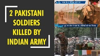 Download 5W1H: 2 Pakistani soldiers killed by Indian Army in Kupwara Video