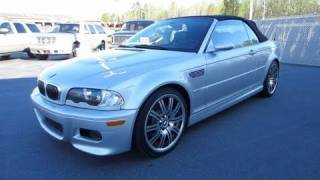 Download 2005 BMW M3 Convertible Start Up, Exhaust, and In Depth Tour Video