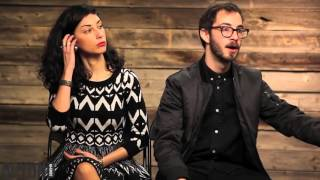 Download Nicolas Pesce & Kika Magalhaes talk ″The Eyes of My Mother″ at Sundance 2016 Video