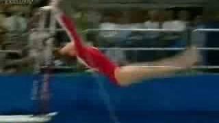 Download 1997 Worlds WAG EF Svetlana Khorkina Bars Video