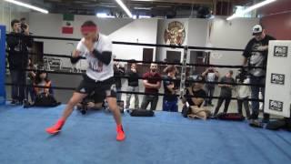 Download P4P King Vasyl Lomachenko Show Sick Hand Speed EsNews Boxing Video