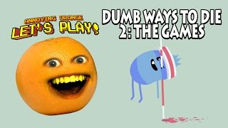 Download Annoying Orange - Dumb Ways to Die 2: The Games Video