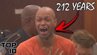Download Top 10 Convicts Who Freaked Out After Given A Life Sentence Video