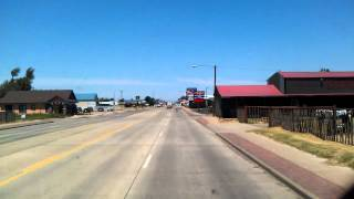 Download The small town of Childress, Texas Video