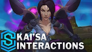 Download Kai'Sa Special Interactions Video