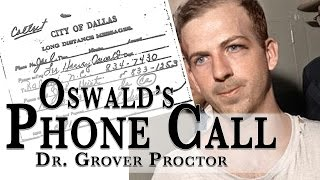 Download Lee Harvey Oswald's Final Phone Call Before His Assassination Video