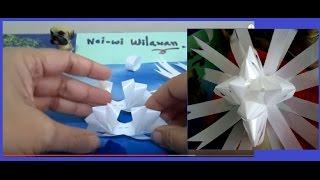 Download โบติดของขวัญแบบใหม่ # How to an easy ribbon bow. Video