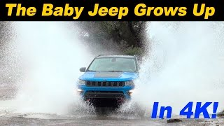 Download 2017 Jeep Compass First Drive Review With Off Road - In 4K UHD! Video