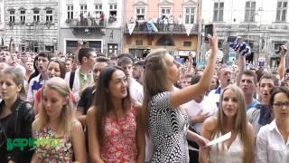 Download Гімн України на Марші єдності у Львові Video