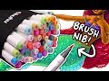 Download Less Than a Dollar?! CHEAPEST Brush Markers - Ohuhu Video