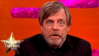 Download Mark Hamill Didn't Tell Carrie Fisher the Big Star Wars Secret | The Graham Norton Show Video