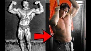 Download Arnold Schwarzenegger in the Off Season Video