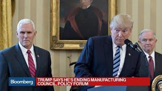 Download Carlos Gutierrez Says the Honeymoon Is Over for Trump Video
