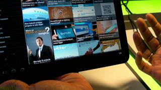 Download CNN's Android tablet app Video