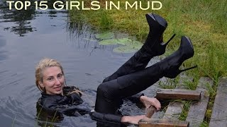 Download TOP 15 GIRLS IN WATER AND MUD Video