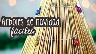 Download Arboles de Navidad fáciles: decoración de navidad y reciclaje ✄ Craftingeek Video