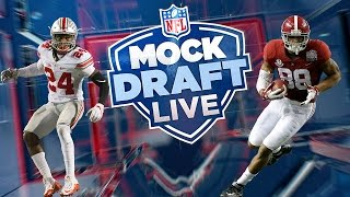 Download 2017 NFL Mock Draft version 4.0 | Lance Zierlein | Mock Draft Live | NFL Video