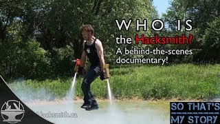 Download Who is the Hacksmith? So That's My Story! Video