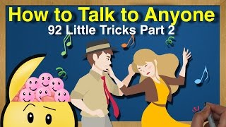 Download How to Talk to Anyone: 92 Little Tricks by Leil Lowndes Part 2 Video