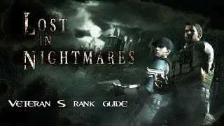 Download Resident Evil 5 Remastered Lost in Nightmares - Veteran - S Rank - No Damage - Complete Walkthrough Video