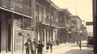 Download 1920s New Orleans Film Clips Video