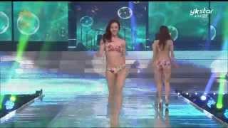 Download [2014 미스코리아 선발대회 Miss Korea Beauty Contest] 여신 강림! 명품 몸매의 향연~ 미스코리아 비키니 퍼레이드 with 딕펑스 'VIVA 청춘' Video