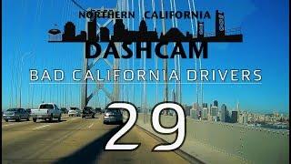Download Bad Drivers Of California 29   Close Calls, Cheats, Jerks, Traffic Circle Madness Video