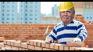 Download Trump Thinks His Wall Will Stop 'All' Drụgs From Getting In America Video
